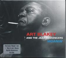 Art Blakey - Moanin' (2CD 2013) NEW/SEALED