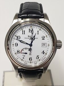 BALL Watch Trainmaster Power Reserve NM1056D NEW MSRP 3099