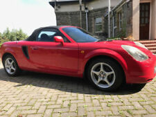 Toyota MR2 75,000 to 99,999 miles Vehicle Mileage Cars