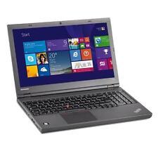 Lenovo ThinkPad w540 i7-4900qm 8 Go 256 Go SSD FullHD k2100m Win 10 Pro BEL. gestuelle n'