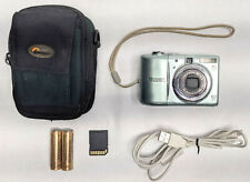 Mint Color Canon Powershot A1100 IS Digital Camera 12.1 MP Case,Memory Card,USB