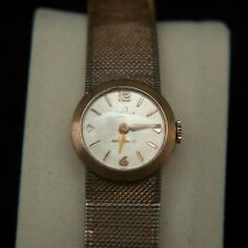 Nice vintage Omega gold plated ladies watch (ca. 1950s) (for parts or repair)