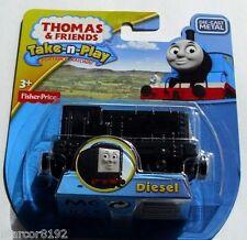 Thomas & Friends Take-N-Play Portable Railway Diesel Die-Cast Train