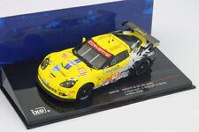 Corvette C6 ZR1 #63 LMGT2 24h LeMans 2010 Magnussen, O´Connell, Garcia 1:43 Ixo