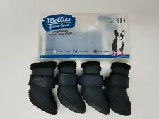 New listing Wellies Fleece Lined Dog Boots - Small