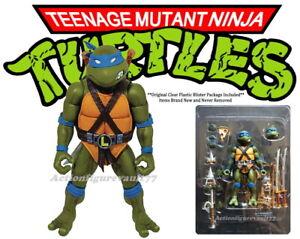 SUPER 7 Ninja Turtles TMNT Classics Ultimates LEONARDO **NO BOX**