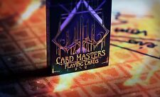 "De'vo's Signature Series ""Card Masters"", Blue Seal Playing Cards"