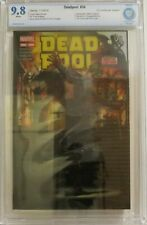 Deadpool #34 - 3-D Lenticular Variant Cover - CBCS 9.8 (NOT CGC)