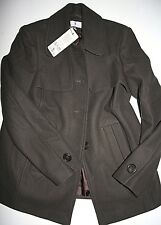 Bellybutton  Umstands-Mantel Jacke Coat Jacket August Dark Brown size: 36/S  Neu