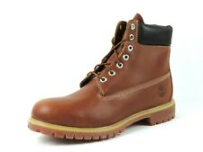 Timberland 6 Inch AF Waterproof Leather Mens Boots 44519 Hiking Outdoors Brown