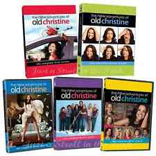 New Adventures of Old Christine Complete Series Seasons 1 2 3 4 5 Box/DVD Set(s)