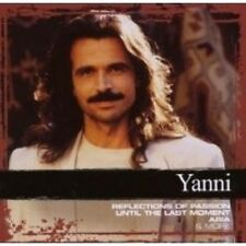 "YANNI ""COLLECTIONS (BEST OF)"" CD NEW"