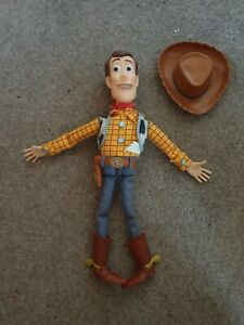 Disney Store Woody Interactive Talking Action Figure