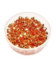 4.8 mm Solid Copper  Bi-Cone  Beads Pkg. Of 144 /Made in USA #CPB4BC