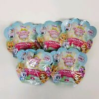 Disney Whisker Haven Tales Palace Pets Series 2 Pop Stick Mini Blind Bag Lot 5