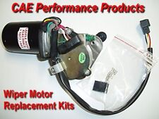 WINDSCREEN ELECTRIC WIPER MOTOR CONVERSION KIT HOLDEN HQ HX HJ HZ WB 2 SPEED