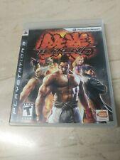 Tekken 6 PlayStation 3 PS3 Bandai Namco