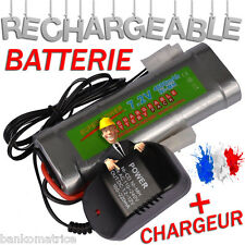 PACK 7.2V 4600mAh ACCU BATTERY RECHARGEABLE TAMIYA RC + CHARGEUR EU BATTERIE