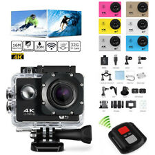 Full HD 1080P Sports WiFi Cam Action Camera DV Video Recorder Go Pro With Remote