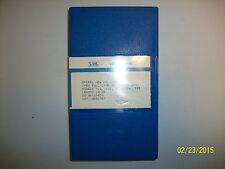 Sperry New Holland (Dealer) VHS  Full-Line Sq. Baler Demo Models 311 316 326 426