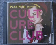 Culture Club, platinum - best of, CD