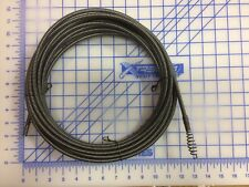 Drain/Sewer Cable 5/16x 50ft Left  wound hollow core with bulb head retriever