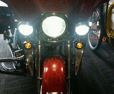 Harley davidson road king Led running lights