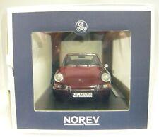 Norev 187630, Porsche 911 T, 1969, dunkelrot, 1/18, NEU&OVP