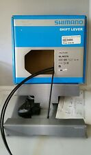Shimano SL-M370 3 X 9 Altus Speed Shift Lever FRONT ONLY Black NEW IN BOX!!