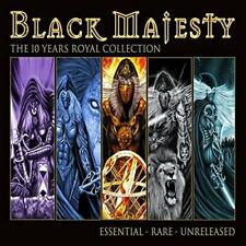 Black Majesty - The 10 Years Royal Collection (NEW 2CD)