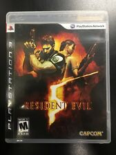 Resident Evil 5 - Used PlayStation 3, PS3 Game