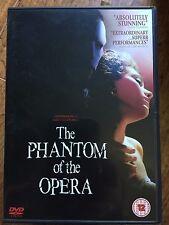 Gerard Butler PHANTOM OF THE OPERA ~ 2004 Musical Film | 2-Disc Spec Ed UK DVD