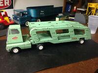 tonka car carrier car hauler semi truck mound minn