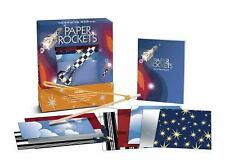 Paper Rockets by Duy Nguyen and Tramy Nguyen (2009, Kit) Airplane How To