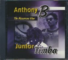 CD Anthony B, Junior Timba - The Nazarene Vow