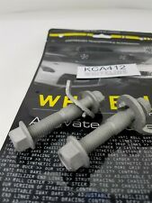 KCA412 Whiteline 12mm Adjustable Camber Bolt Set (2 bolts)