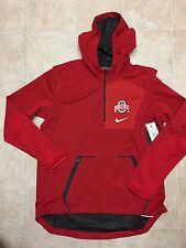 NWT Nike Alpha Fly Rush Jacket Ohio State Buckeyes Men's Large