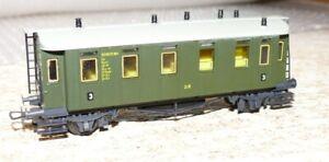 G21  Liliput 273 00 Personenwagen 203625 DR 3.Klasse