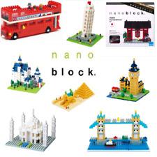 Nano Block Building Blocks Set Mini Blocks Toys Gift Full Range Available 150+