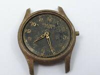 Vintage Vogis 17 Jewels Men's Wrist Watch for Repair, Vintage Watch
