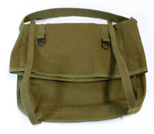 ZAINETTO TASCAPANE MILITARE- BRITISH WW2 ARMY BAG