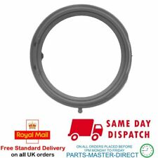 FITS BEKO WASHING MACHINE GREY RUBBER DOOR SEAL GASKET