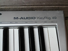 M-Audio KeyRig 49 MIDI Electronic Keyboard