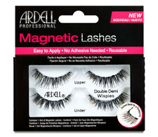 ARDELL Magnetic Lashes False Eyelashes Double Demi Wispies Reusable NEW