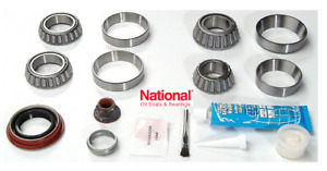 1971-2014 FORD 8.8 Front/Rear Axle-DIFFERENTIAL BEARING+SEAL KIT, National RA311