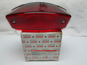 Ducati 620 750 900 Monster Tail Light Assembly OEM 52540072A