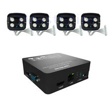4CH 1080P 2.0MP IP Camera Security System 8CH MINI NVR KIT Outdoor Night Vision