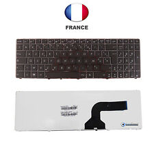 Clavier Français AZERTY pour ordinateur portable ASUS X61SL