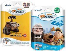 2 V Smile V-Motion Games :  Up and Wall E   Brand  New