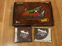 Gyakuten Saiban Jiten(Ace Attorney Phoenix Wright)Limited Edition Nintendo DS
